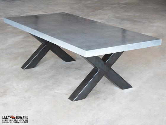 Peterson Zinc Table
