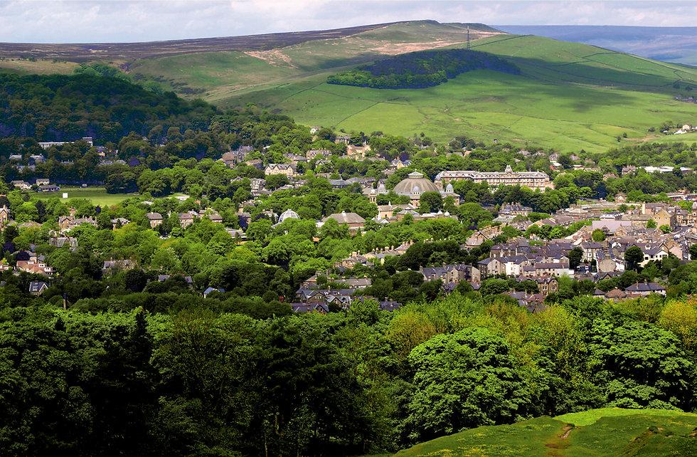 Buxton panorama