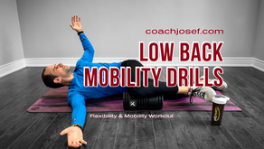 Six Low Impact Moves to Help Strengthen the Lower Back