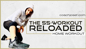 The 55-Workout Reloaded | 30-Minute Bodyweight Home Workout