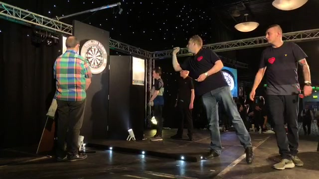 DARTS for LIFE 2019 OPEN COMP