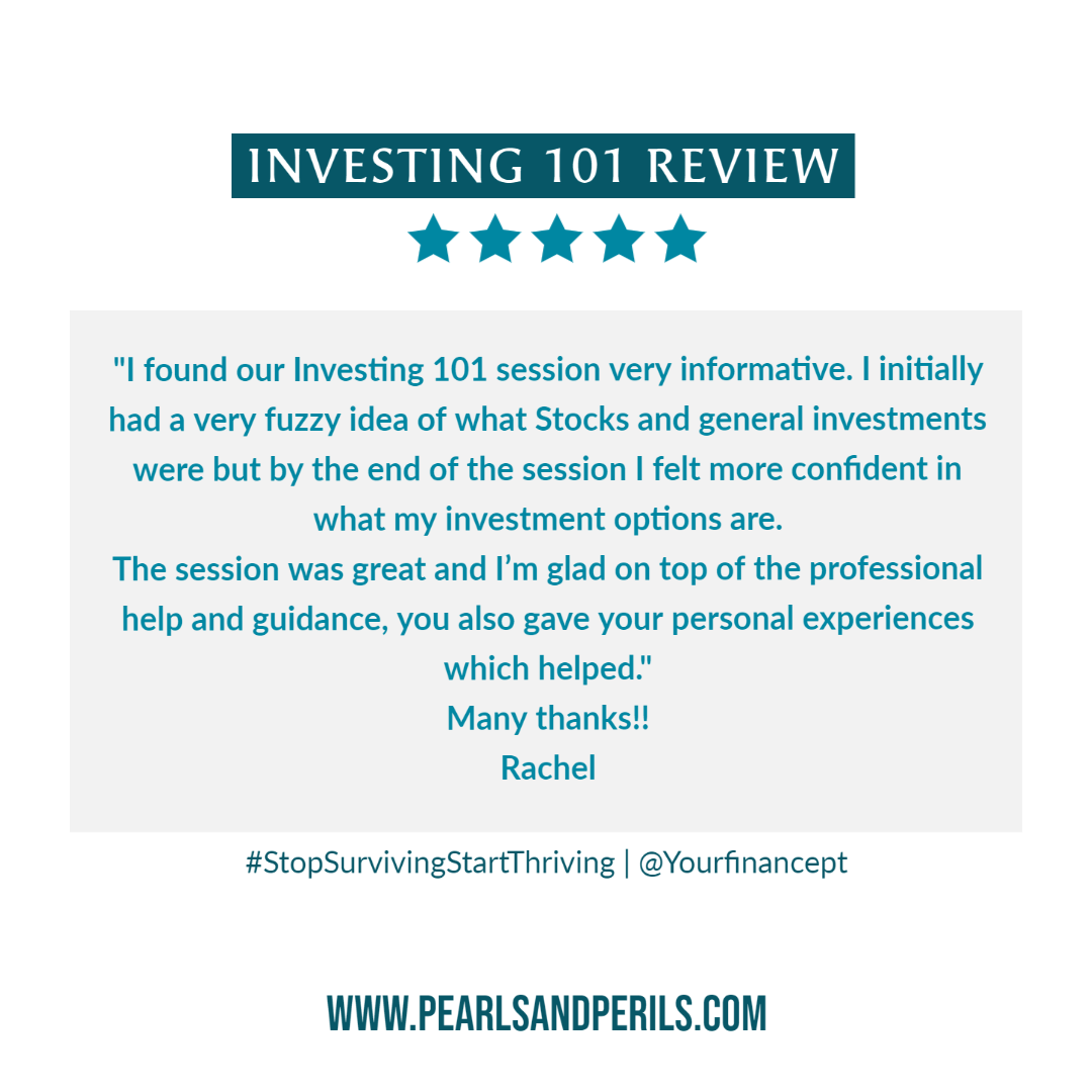 Investing 101-Rachel