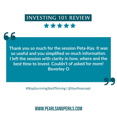 Investing 101-Beverley O review