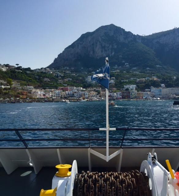 Benvenuto a Capri