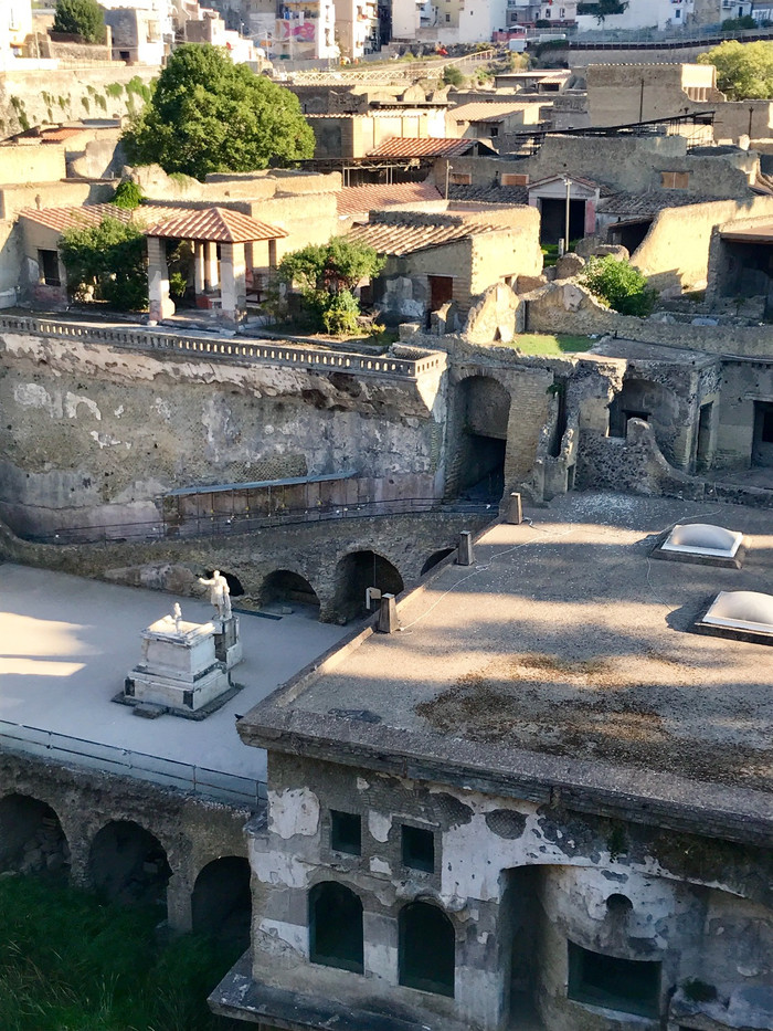 The Skeletons of Herculaneum