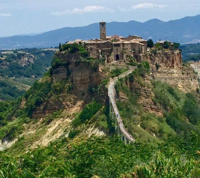 The Dying City of Civita di Bagnoregio