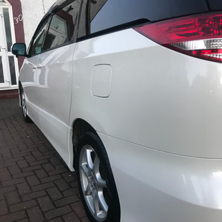 Gold Valet with spray wax