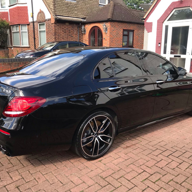 Gold Valet with gloss enhancement