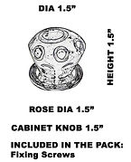 TECHNICAL SPECIFICATION CABINET KNOB