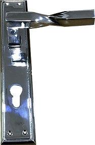 DESIGNER LEVER ON LONG PLATE HCLP1114