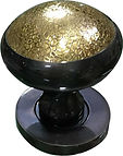 HANDCRAFTED ANTIQUE FINISH MORTICE KNOB HCAK314