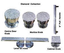 DESIGNER DIAMOND FURNITURE SET