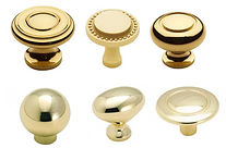 Handcrafted Collection of Cabinet Knobs