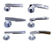 Handcrafted Collection of Door Handles