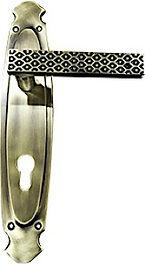 DESIGNER LEVER ON LONG PLATE HCLP1105