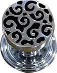 DESIGNER CABINET SWIRL COLLECTION