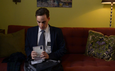 """Hurrican, Brooklyn"" with Jeremy Rishe as Preston Higbee"
