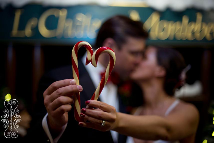 Love at the Fairmont Montebello