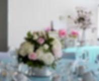 Wedding Belles Decor at LAGO centerpiece