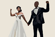 BLM bride and groom 2020.jpg