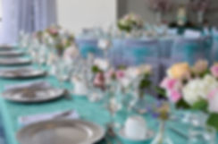 Wedding Belles Decor at LAGO head table