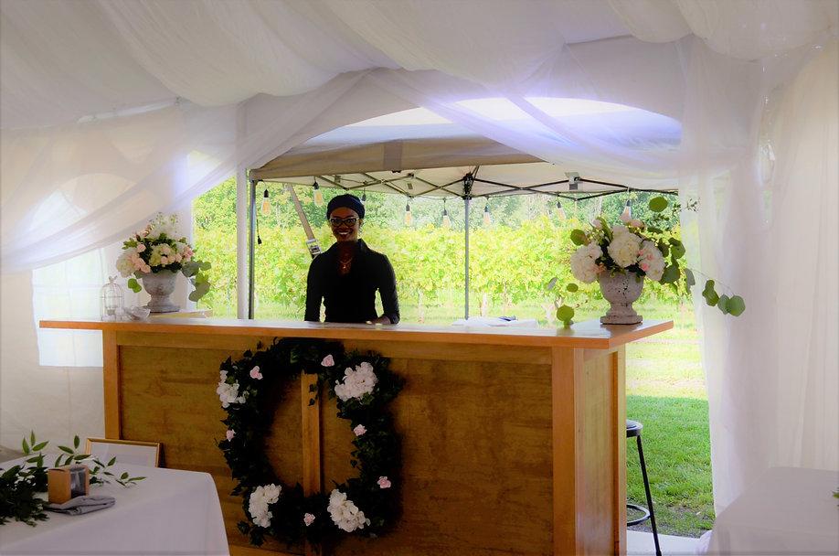 Wedding Belles Decor at Domaine Perrault
