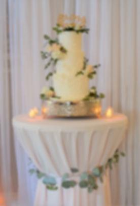 Wedding Belles Decor elegant cake stand