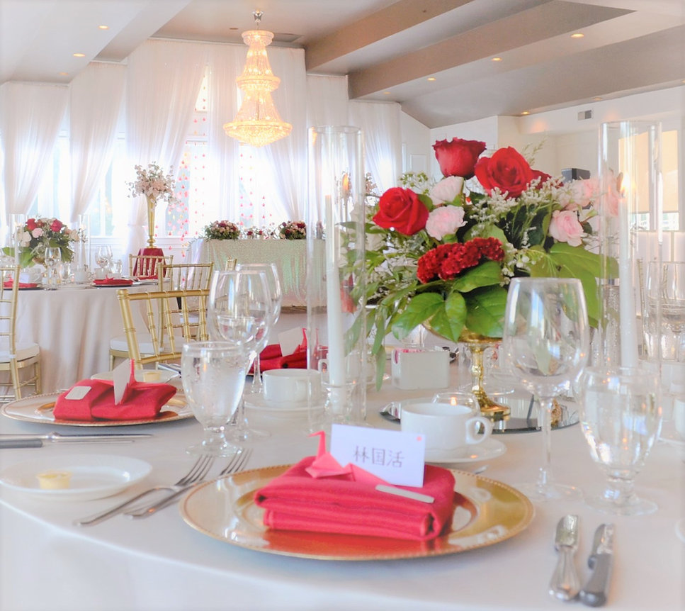red and gold wedding at orchard view by wedding belles decor 2.JPG