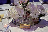 Wedding Belles Decor Acrylic Table Numbe