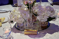 Wedding Belles Decor Acrylic Table Numbe