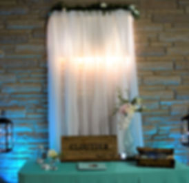 Wedding Belles Decor at Embrun Community