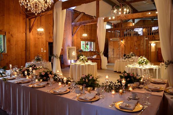 Wedding Belles Decor at Strathmere Head