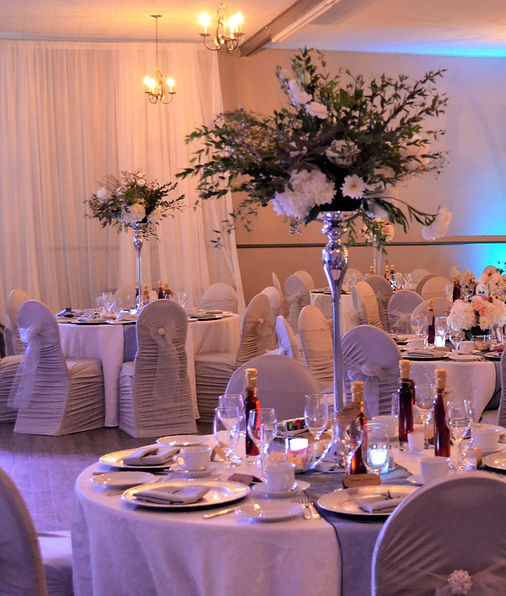 Wedding Belles Decor at Embrun Community
