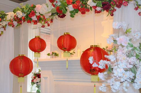 paper lanterns tea ceremony orchardview by wedding belles decor.JPG