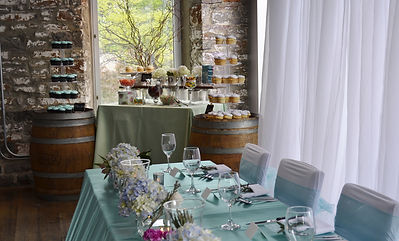 Wedding Belles Decor at Mill Street Otta