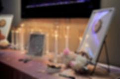 Infinity blush gold signing table.jpg