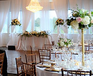 Wedding Belles Decor head table and centerpieces Orchardview.JPG