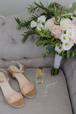 shoes bouquet perfume by Ashley Notley.j