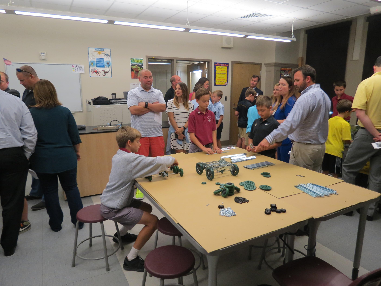 Robotics and PLTW at CBS