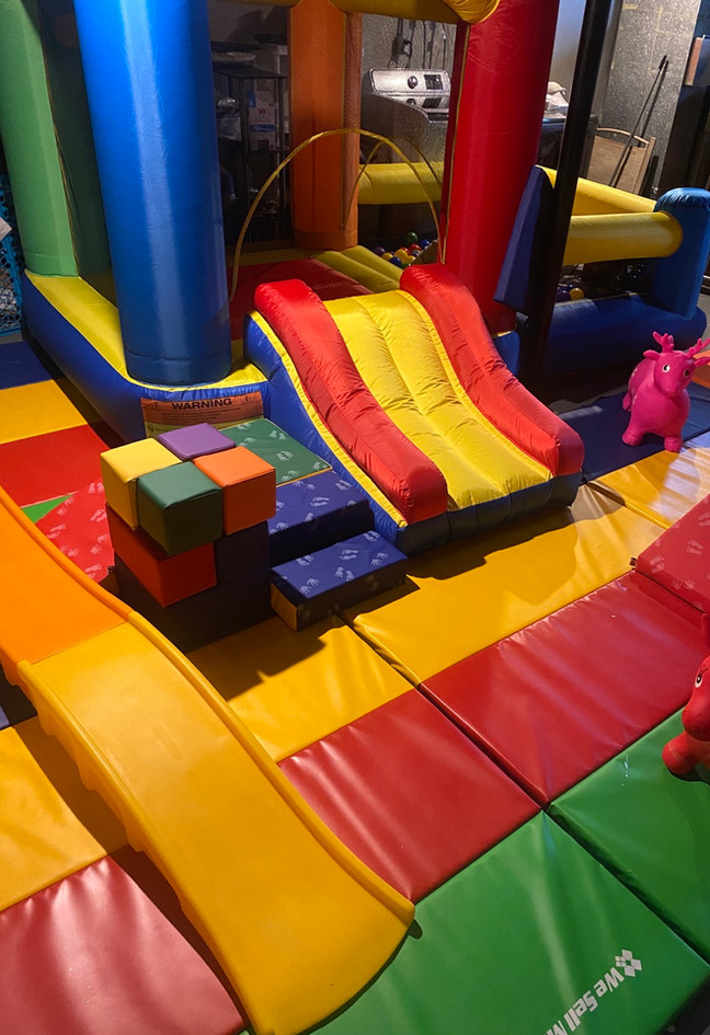 Soft play rental