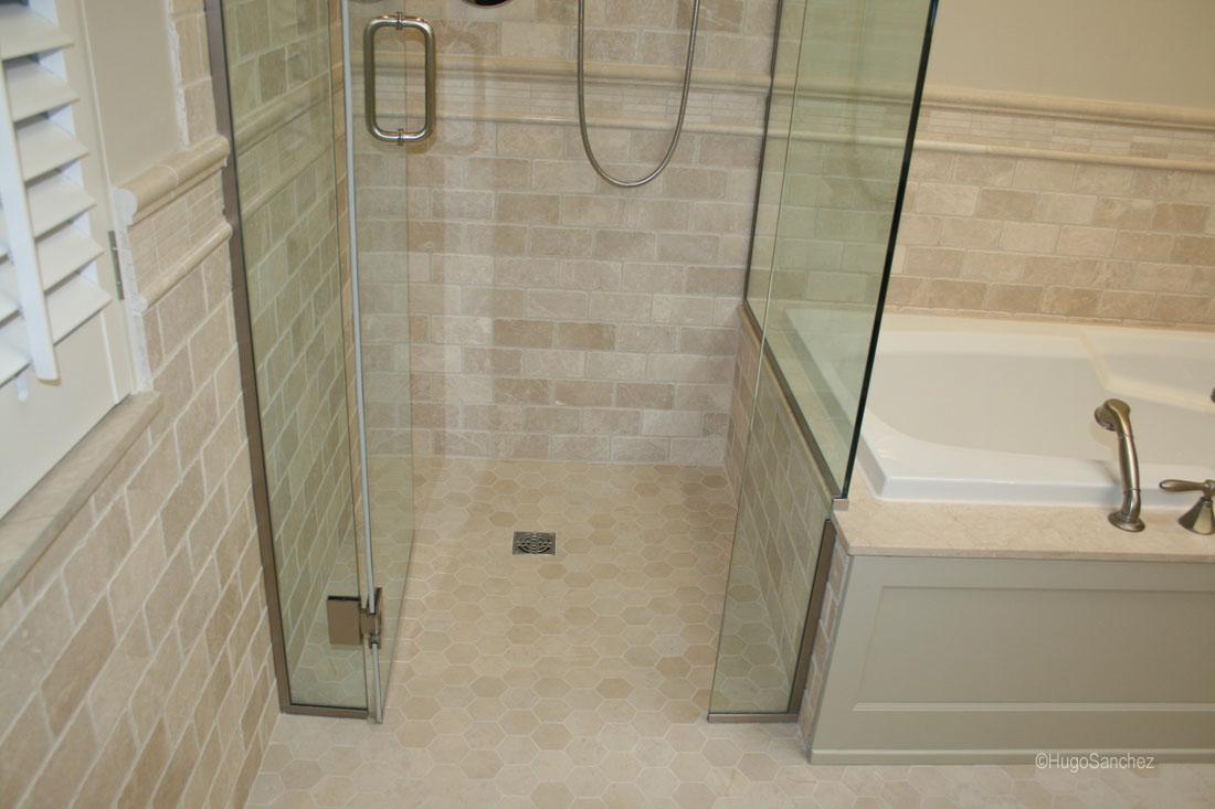 douches en verre sur mesure casablanca