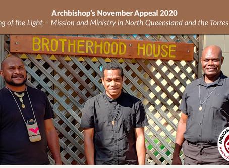 ARCHBISHOP'S 2020 NOVEMBER APPEAL