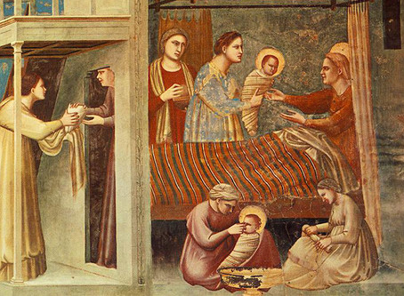The Story of the Nativity of the Blessed Virgin Mary