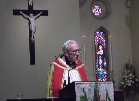 Fr Arthur Fellows on the Priesthood