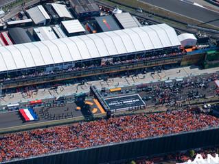 Luchtfoto's Dutch Grand Prix Zandvoort (race) / Formule 1