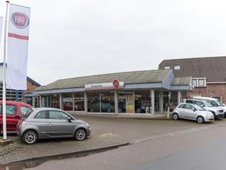 Digitaal rondlopen bij Fiat Kooyman in Vinkeveen