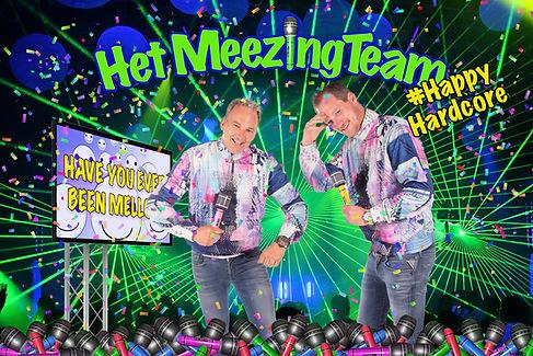 Het Meezingteam #HappyHardcore
