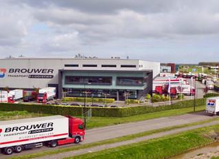 Luchtopnames voor Brouwer Transport en Logistiek
