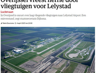 Publicatie luchtfoto's in media