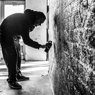 Graffiti by Bart van Kervinck Founder & Creator Zeeland Graffiti & Street Art